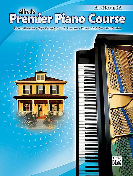Premier Piano Course: At-Home Book 2A