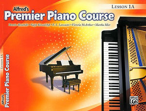 Premier Piano Course: Lesson Book 1A