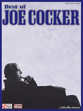 Best of Joe Cocker Piano/Vocal/Guitar Artist Songbook P/V/G