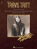 Best of Travis Tritt Piano/Vocal/Guitar Artist Songbook P/V/G
