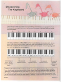 Piano Discoveries Library, Beginning Book - On-Staff Starter - Discoverer Book - Piano Method Series*