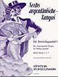 6 Argentinean Tangos Vol.1 - Collection Thomas-Mifune - Sheet Music