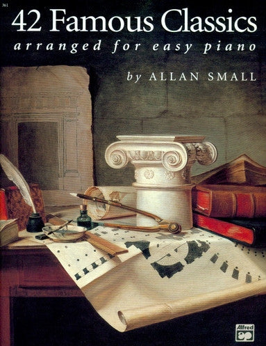 42 Famous Classics for Easy Piano (Small)