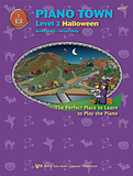 Halloween - Snell, Keith - Piano Town: Halloween Level 3 - Piano Solo Collection