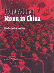 Adams, John - Nixon in China - Opera Vocal Score (English)