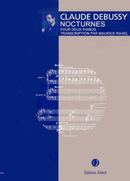 Debussy - Three (3) Nocturnes transcr. Maurice Ravel - Nuages, Fetes, Sirenes - Piano Ensemble (2 Pianos 4 Hands)