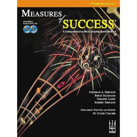 Measures of Success Trombone Book 2
