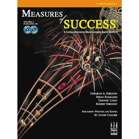 Measures of Success F Horn Book 2