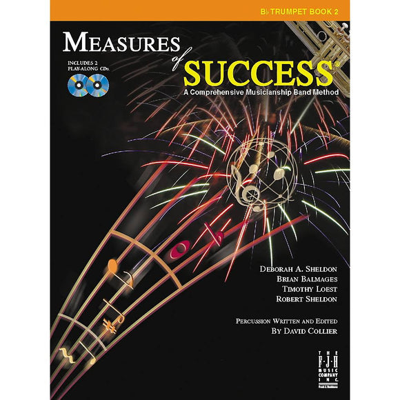 Measures of Success Trumpet Book 2