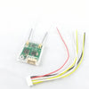 Scisky Mini Receiver (DSMX/DSM2 Compatible or SFHSS Compatible)
