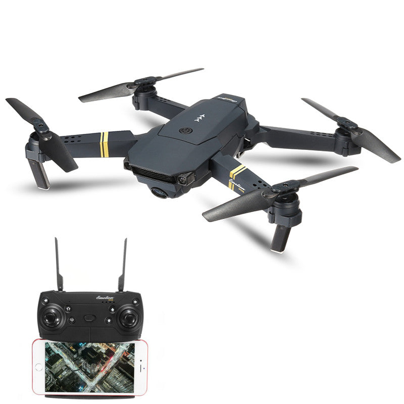 E58-WIFI FPV With 2MP Wide Angle Camera High Hold Mode Foldable RC Drone Quadcopter RTF