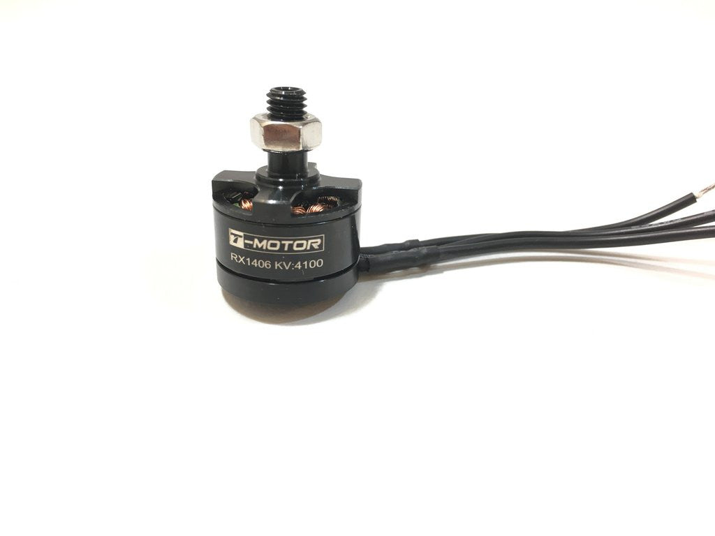 RotorX RX1406 High Performance 4100kv Brushless Motor (1CW or 1CCW) 3S-4S