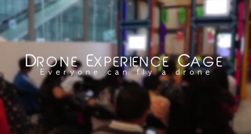 Copy of Drone Xperience event @ Marina Square- 23th to 25th June 2017 Slots