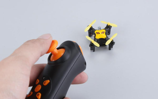 CX Star D - world's smallest quadcopter with altitude hold