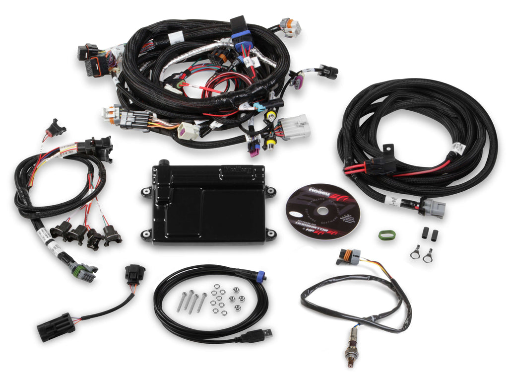 HOLLEY HP LS2/3/7 EFI ECU & HARNESS KIT 550-603 - 58X
