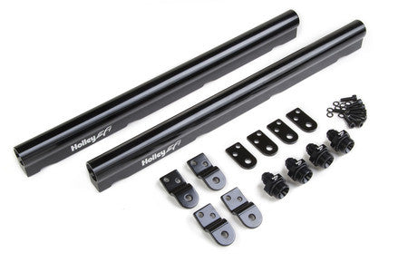 Holley LS Hi-flow Fuel Rail Kit for LS1/LS2/LS3/LS6