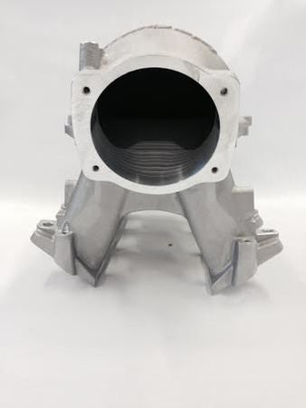 Holley GM LS1/LS2/LS6 Hi-Ram Intake