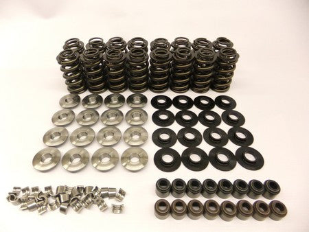 ".650"" Lift Max Pressure Spring Kit with Titanium Retainers"