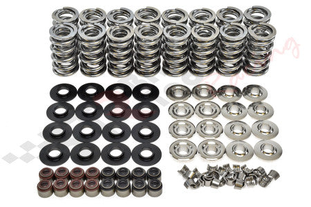 ".660"" Lift Platinum Spring Kit w/ Titanium Retainers for Gen V LT4"