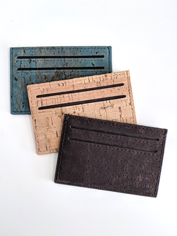 Cork Card Organizer