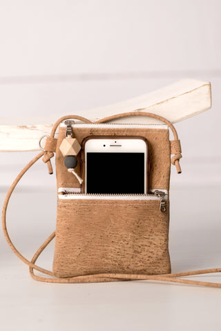 ALL Cork Cell Bag (2 color choices)