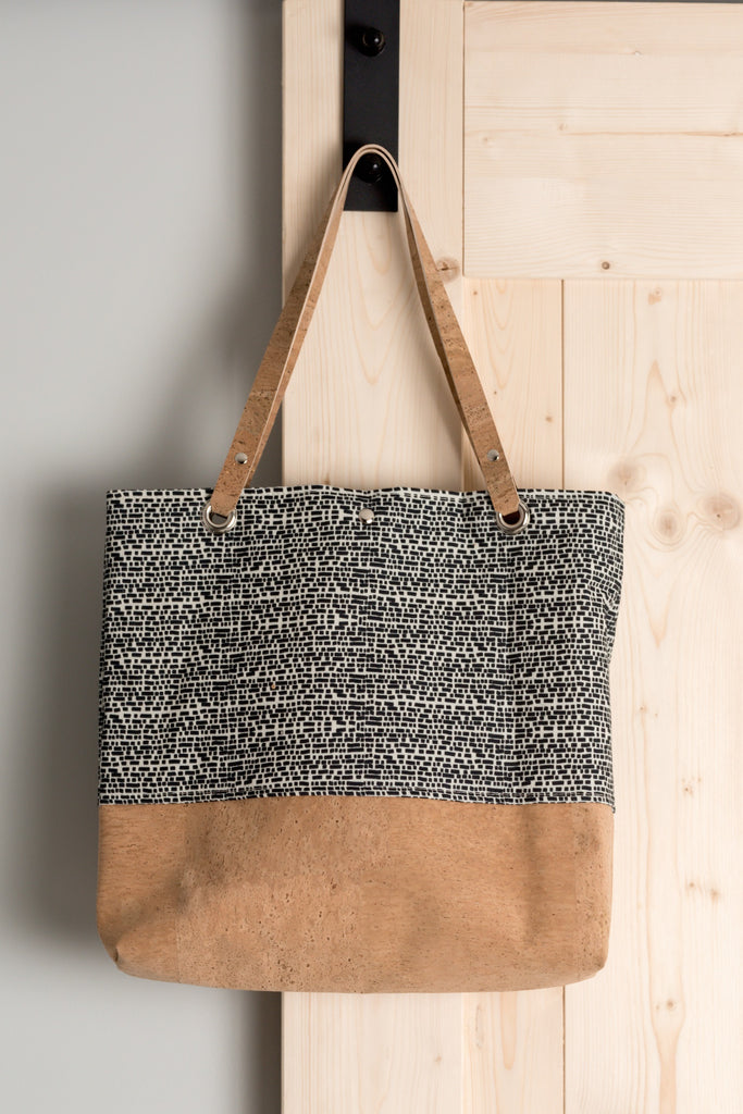 Large Tote Bag  (13 fabric choices)
