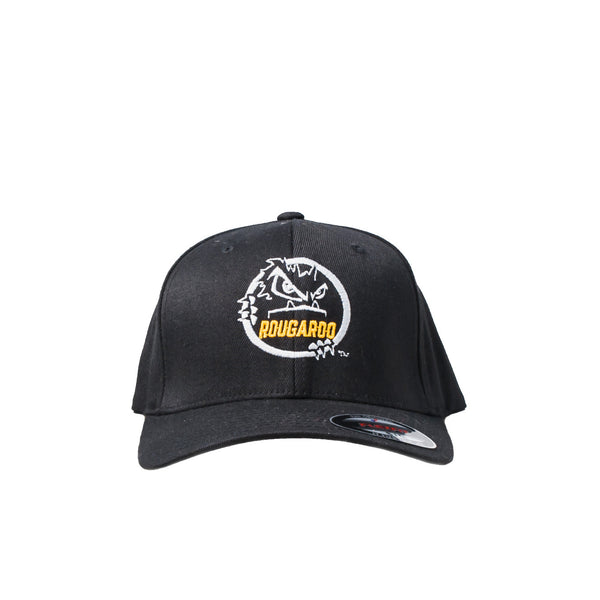Rougaroo Fitted Curved Bill Hat