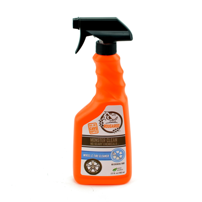 Rougaroo Monster Wheel & Tire Cleaner