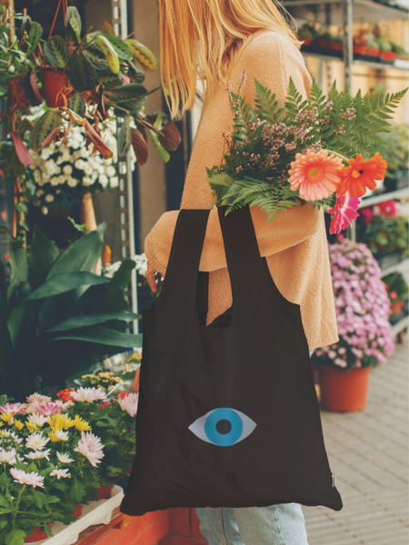 Eye See U Market Bag