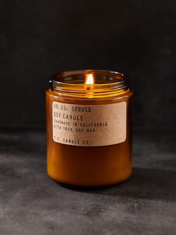 P.F. Spruce Candle 7.2oz