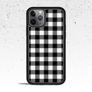 Buffalo Plaid Phone Case for Apple iPhone