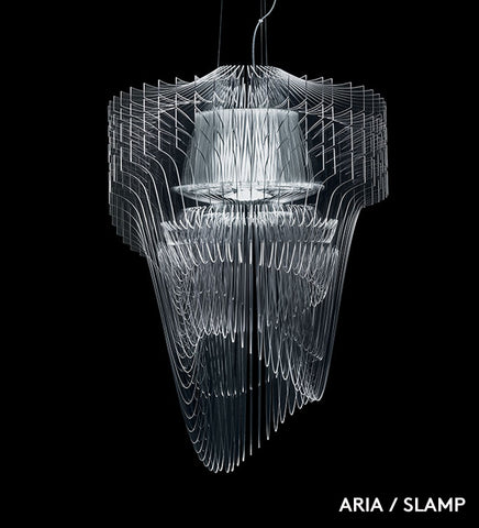 Aria by Slamp Lighting