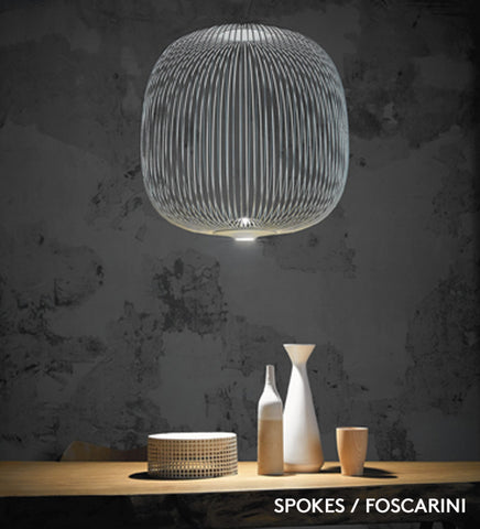 Spokes by Foscarini
