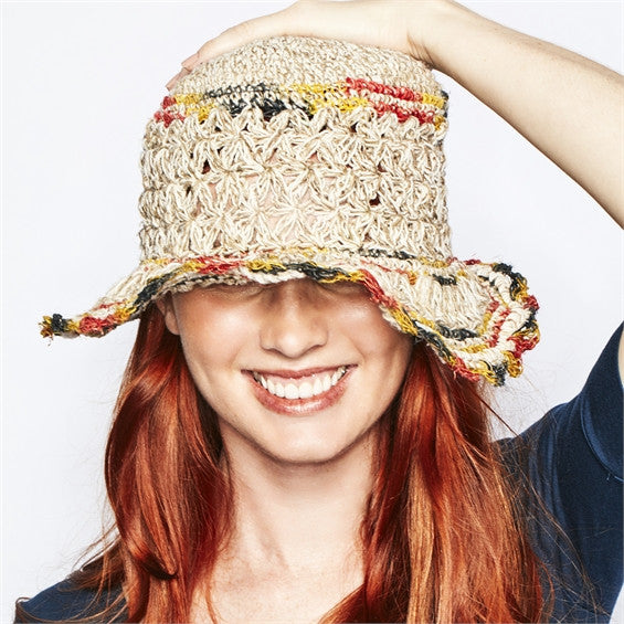 Happy Hemp Hat
