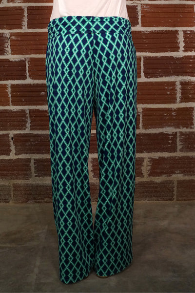 Harlow Lattice Pants