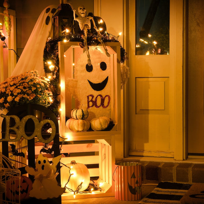 How to Keep Your Home Safe this Halloween