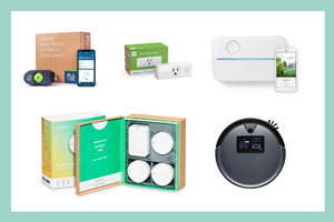 9 Smart Home Products to Help You Protect and Maintain Your Home