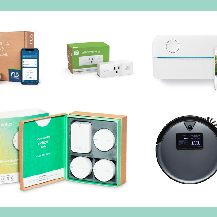 8 Smart Home Products to Help You Protect and Maintain Your Home