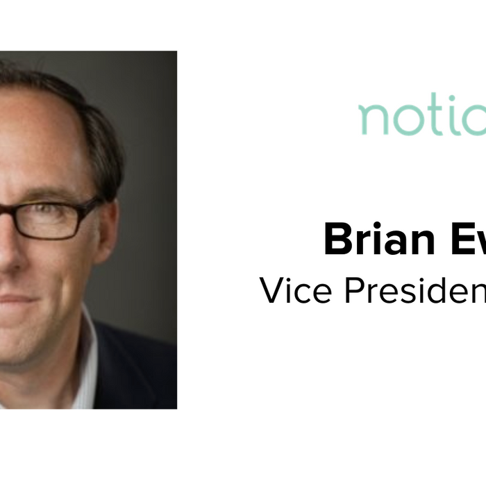 Notion Has A New Vice President of Sales!