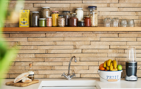 Kitchen Organization: Keep Frequently Used Items Separate