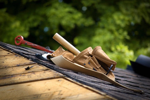 Spring Maintenance Tip #1 Image: Inspect Your Roof