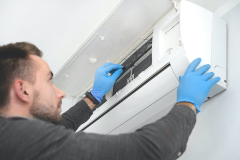 Spring Maintenance Tip #3 Image: HVAC Inspection