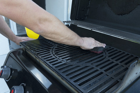 Spring Maintenance Tip #9 Image: Clean the Grill