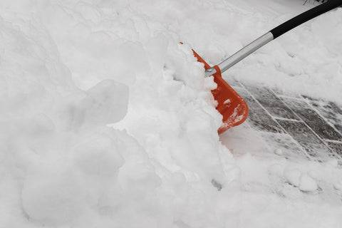 Tip #9: Keep the Sidewalks Clear