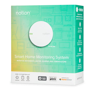 3 Notion Sensors, Notion Bridge and Magnet
