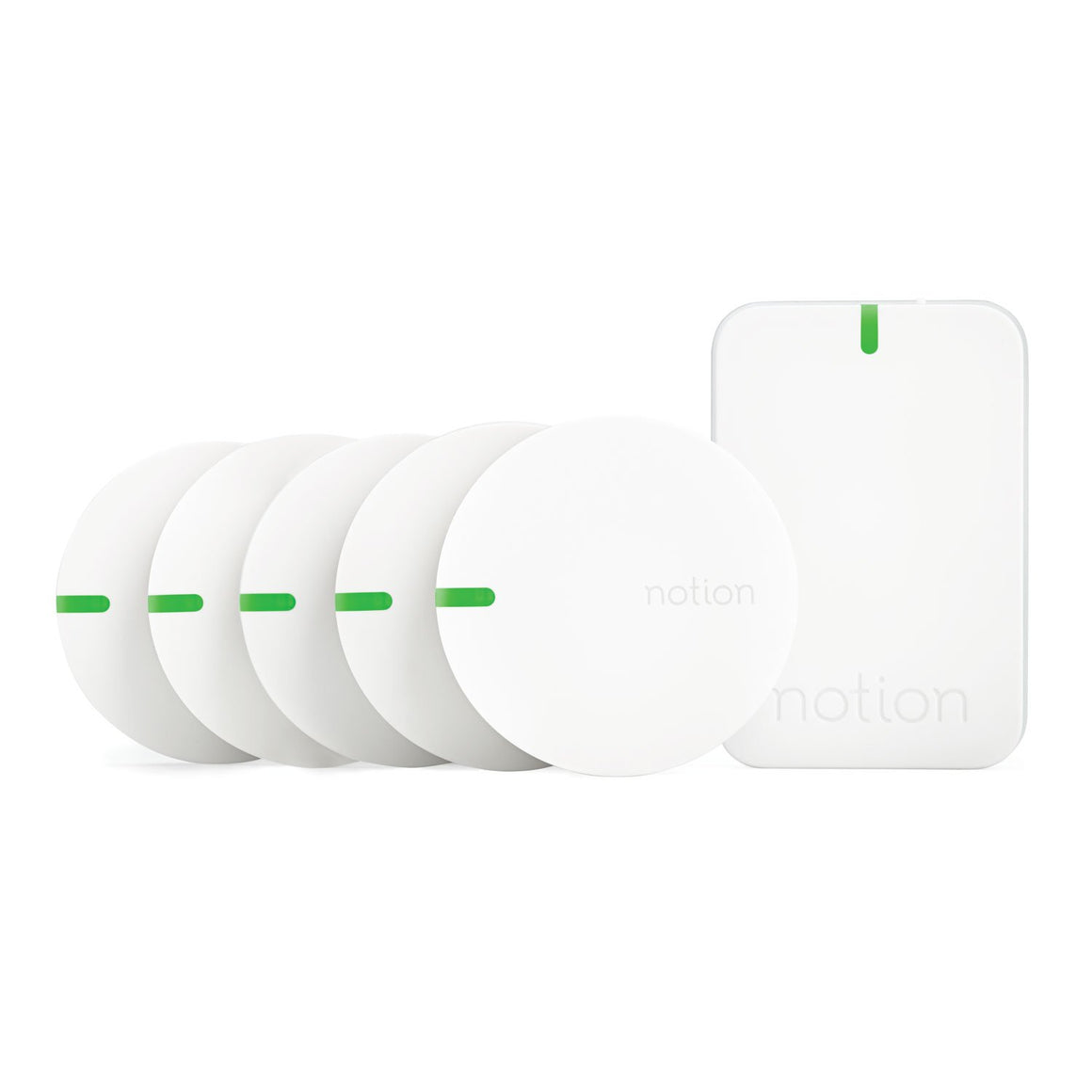 Notion 5 Sensors and Bridge