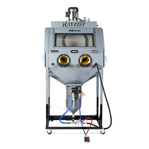 Rayzist - 2034VXA Adjustable Automatic Recycling Sandcarving System - Kiln Frog
