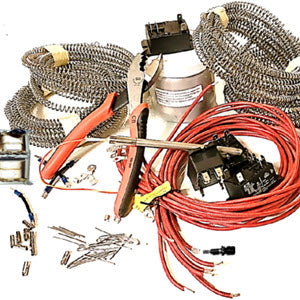 1823E / 1823HE Electrical Parts Kit - kilnfrog.com