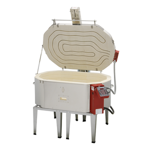 Evenheat Kiln - GTS 2541 w/ Dyna-Lift Lid Lifter - Kiln Frog