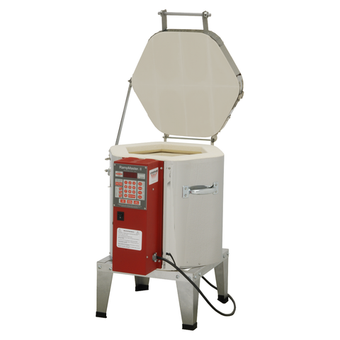 Evenheat Kiln - HF 1210B - kilnfrog.com
